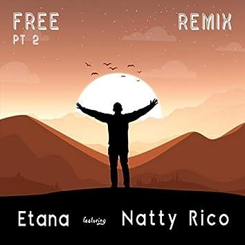 Free, Pt. 2 (Remix) [feat. Natty Rico]