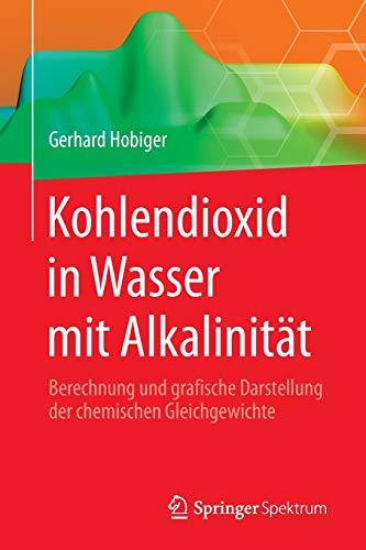 Kohlendioxid in Wasser mit Alkalinität: Berechnung und grafische Darstellung der chemischen Gleichgewichte