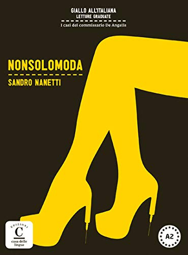 Nonsolomoda, Colección Giallo all´italiana: Nonsolomoda, Colección Giallo all´italiana (Giallo All' Italiana - Lecturas)