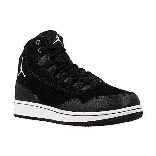 Nike Herren Jordan Executive BG Basketballschuhe, Schwarz/Weiß, 37.5 EU