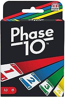 Mattel Games PHASE10 jeu de société et de cartes, FFY05