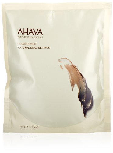 AHAVA Barro Natural Del Mar Muerto - 400 gr.