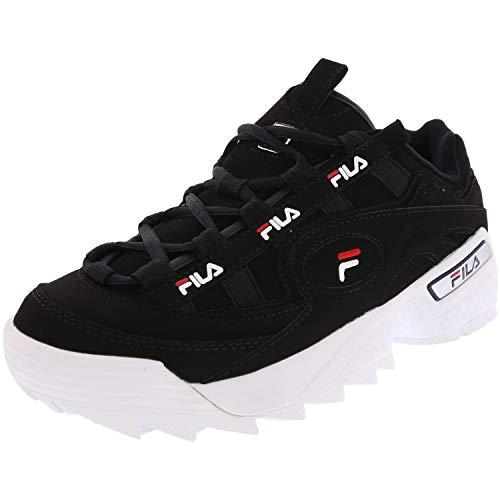 Fila Herren Sneakers D Formation schwarz 43