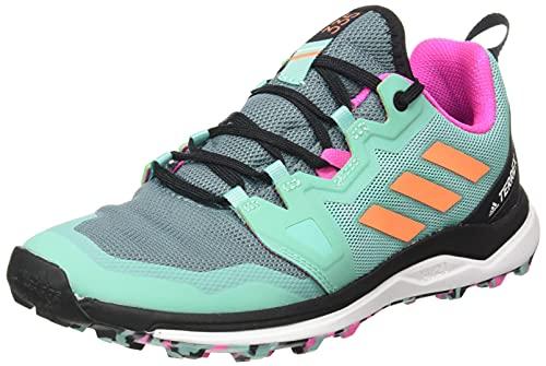 adidas Terrex Agravic, Zapatillas de Trail Running, ESMBRU/NARCHI/ROSCHI, 38 2/3 EU