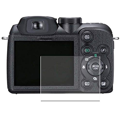 Vaxson 3 Stück Schutzfolie, kompatibel mit Fujifilm FinePix S1500, Displayschutzfolie TPU Folie [ nicht Panzerglas ]