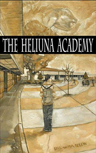 The Heliuna Academy: Silicon Valley High-Tech vs Old School Kids (Growing Up Aimi Book 2) (English Edition)