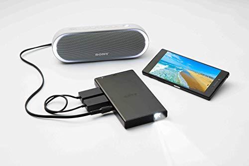 Sony MP-CD1 Portable Pico , Pocket- Sized, HDMI/MHL, DLP, Short-Throw, 120 Screen, 5000mAh Built-in Battery, Built-in Speaker, WVGA 854 x 480 3