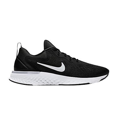 Nike WMNS Odyssey React, Black White Wolf Grey., 40.5 EU