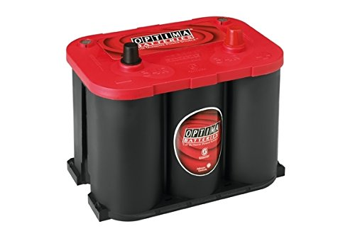 Optima Red Top RT R - 4.2 AGM Starterbatterie 12V 50Ah