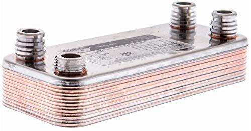 ALL4SALE - INTERCAMBIADOR PLACAS PARA CALDERA VAILLANT VMW Mod. VMWES242-2-3R2, VMW 24/282-5R2, VMWES242/2-5 R3.