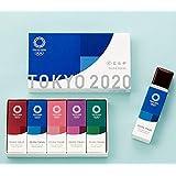 とらや 小倉羊羹 5本入 東京2020オリンピックエンブレム とらや紙袋付き
