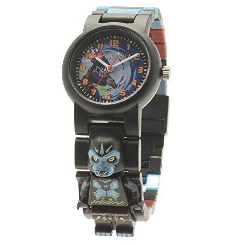 LEGO Kinder-Armbanduhr Analog Quarz Mehrfarbig 740551