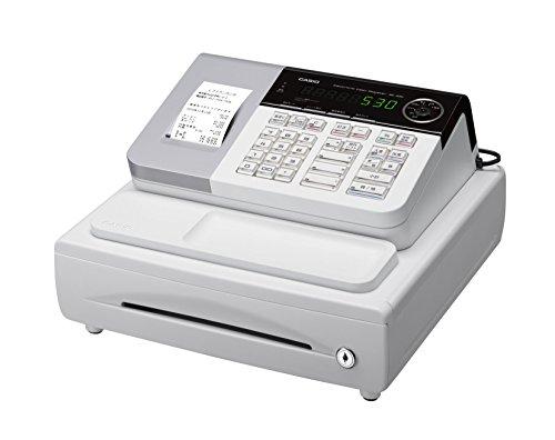 カシオ 電子レジスター SES30 ホワイト SE-S30-WE