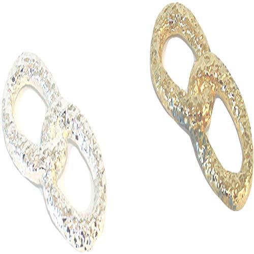 Helen Bellart Pulsera de lujo para mujer, diseño de leopardo, con anillo...