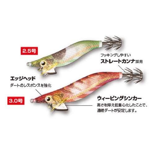 シマノ(SHIMANO)エギセフィアクリンチフラッシュブーストQE-X25T2.5号001Fモテモテピンク