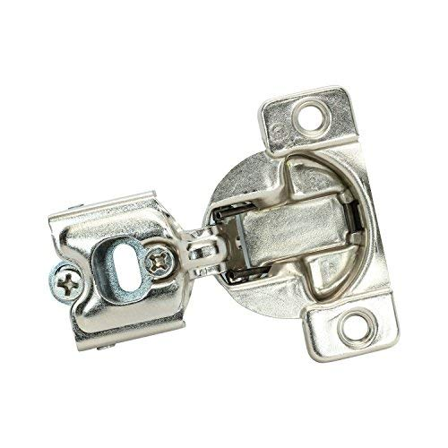 clamp on cabinet hinge - 1