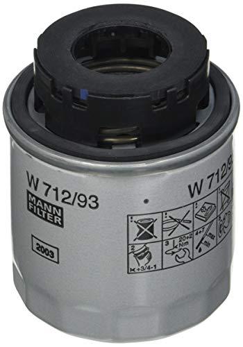 Original MANN-FILTER Ölfilter W 712/93 – Für PKW