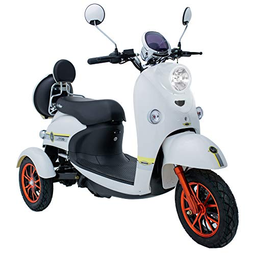 GreenPower 3 Wheeled Electric Mobility Scooter / BZ500