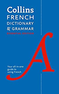 French Essential Dictionary and Grammar: Two Books in One