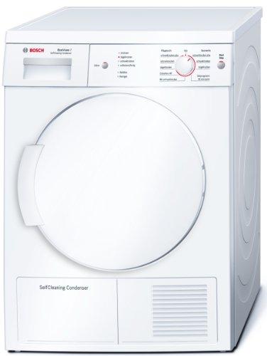 Bosch WTW84161 Wärmepumpentrockner / A+ / 7 kg / SelfCleaning Condenser / Unterbaufähig