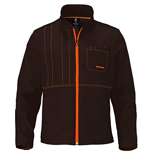 Browning Jacke, Upland, Muschel, Choc/BLZ, W/Oemb, XL.