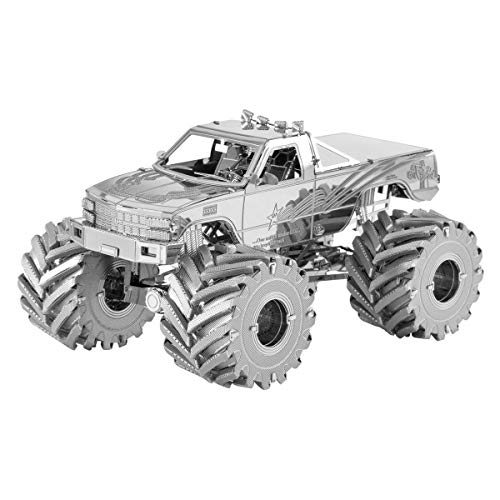 Fascinations Metal Earth Monster Truck 3D Metal...