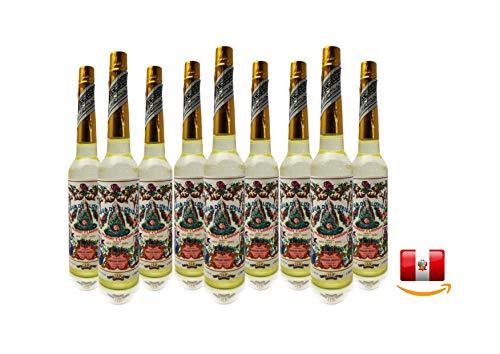 Lanman & Kemp-Barclay - Peru Vorratspack: 1 set 9 in1 agua de florida 270 ml spirit florida water original murray & lanman aus peru für mann und frau. ein cologne ein duft das erfrischend und belebend auf unsere sinne wirkt.