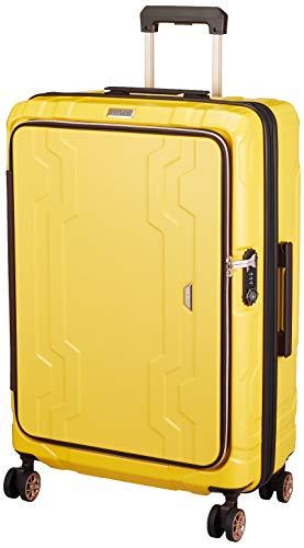 [レジェンドウォーカー] スーツケース BLUE WHALE 保証付 78L 5.1kg イエロー