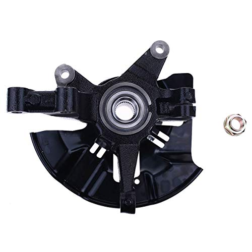 A-Premium Hub Bearing & Steering Knuckle Assembly Compatible with Mazda CX-7 2007-2012 CX-9 2008-2015 Front Left Driver Side