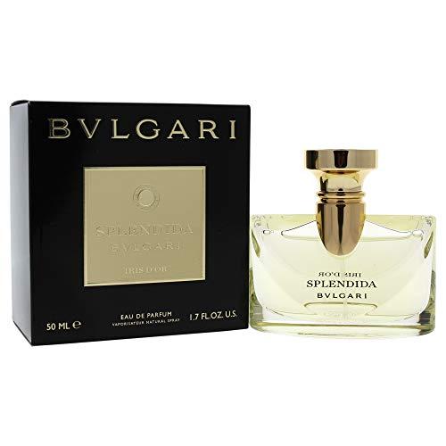 Bvlgari Splendida Iris d'Or Eau de Parfum für Damen, 50 ml