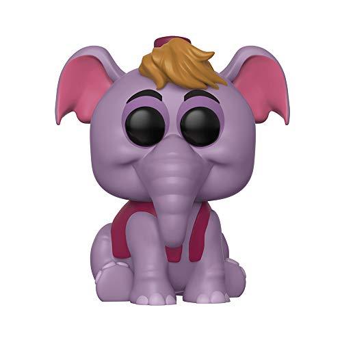 Funko- Pop Vinyl: Disney: Aladdin: Elephant Abu Elefante Figura de vinilo - coleccionable, Multicolor, talla única (35755) , color/modelo surtido