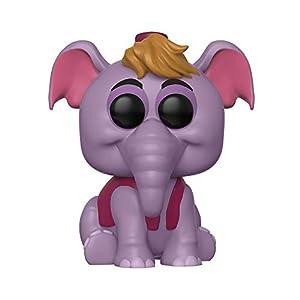 Funko- Pop Vinyl: Disney: Aladdin: Elephant Abu Elefante Figura de vinilo - coleccionable, Multicolor, talla única… 7