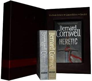Bernard Cornwell Grail Quest Collection: Vagabond, Harlequin, Heretic