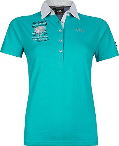 HV Polo Shirt Marion M aqua