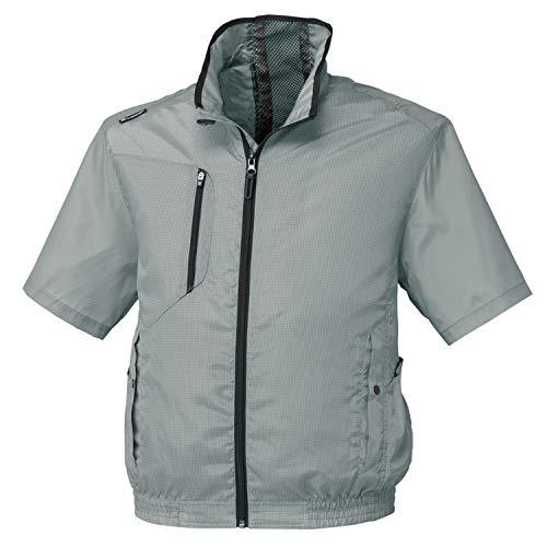 エアーマッスル半袖ジャケット G-5210 3グレー M G-5210