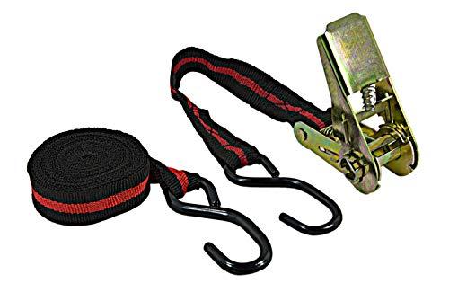 Spanband spanband spanband spanband spanband met ratel - tweedelig - 1 x 5 m, multicolor (meerkleurig) - asis10591.5
