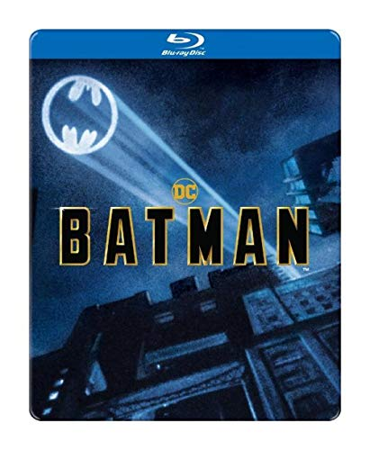New Batman (1989) [Exclusive Blu-ray Steelbook]