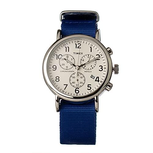 Reloj TIMEX TW2V08500LG Beige Hombre