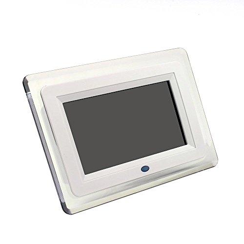 Porta Retrato Digital 7 polegadas Branco