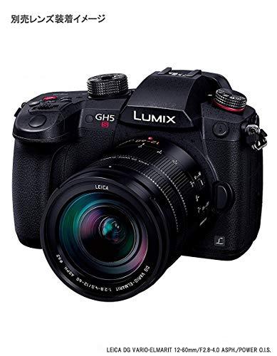 パナソニックミラーレス一眼カメラルミックスGH5SボディブラックDC-GH5S-K