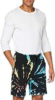 Urban Classics Sweat Tie Dye Batik Shorts Pantaloncini Uomo