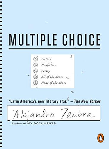 Multiple Choice (English Edition)