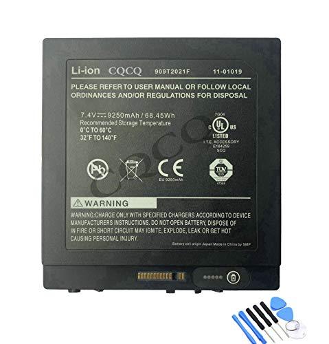 CQCQ 909T2021F Battery for Xplore iX104 Tablet PC 909T2021F BTP-80W3 BTP-87W3 11-01019 Laptop (7.4V 9250mAh/68.45Wh)