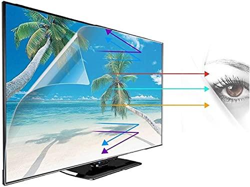 Auoeer Protector De Pantalla De TV, para LG 32-75 Pulgadas LED Anti Blue Light Y Filter Filter Película Eye Protection, PERSONALIZACIÓN DE Soporte (Color : Matte Version, Talla : 43 Inch 942 * 529mm)