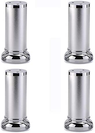 XIAZHOU Aluminum Sofa Legs Furniture X4 Height List price Support feet National uniform free shipping