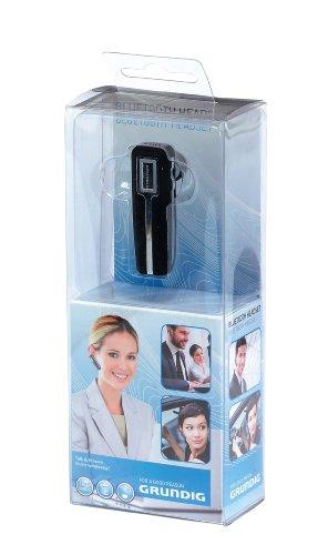 Grundig Bluetooth Stereo Headset schwarz