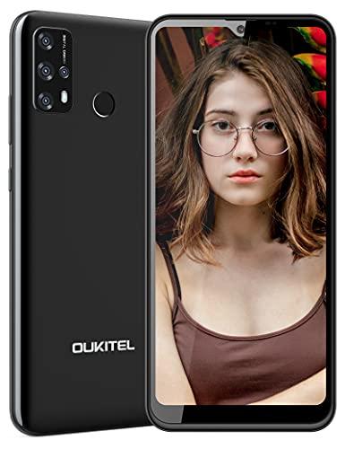 OUKITEL C23 PRO Handy ohne Vertrag 5000mAh Akku Quad Kamera Helio P22 Octa-Core 6,53