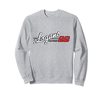NASCAR - Joey Logano - Script Sweatshirt