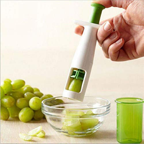 Bosixty Grapes Cutter Fruit Gadgets Specialty Tools Dining Kitchen Peeler Vegetable Slicer