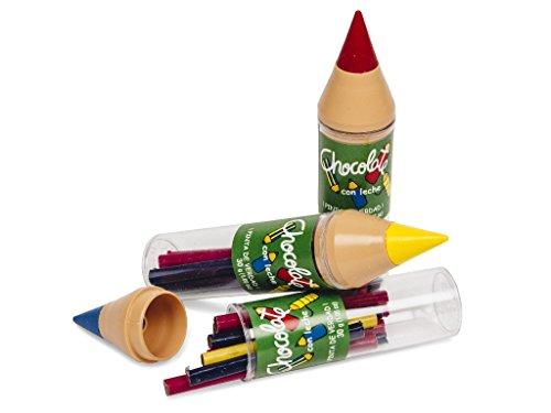 Schokostifte Maxi Malstift Box 3 x 30 g
